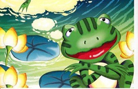 吹牛的青蛙