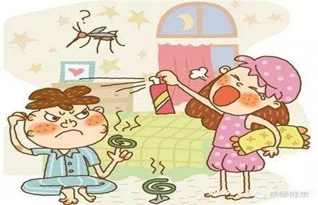 蚊子和苍蝇
