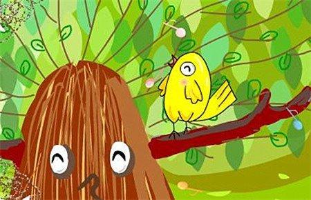 小树和百灵鸟的约定