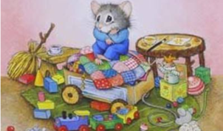 小老鼠搬家